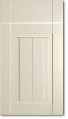 Avondale Ivory Made To Measure Kitchen Door