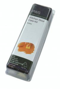 Second Nature Accessories - Care And Maintenance Kit For Painted Doors Partridge Grey