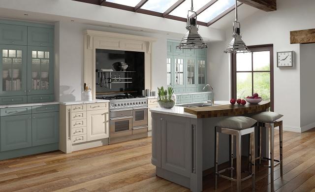 Jefferson Painted Collection - Kitchen Stori
