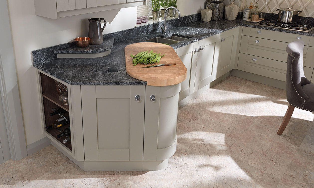 Second Nature Kitchen Doors Milbourne Collection Stone Second Nature