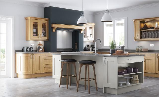 Wakefield Oak - Kitchen Stori