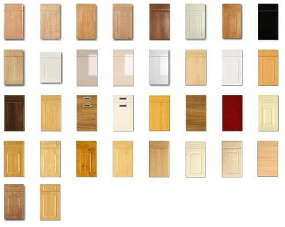 Made to measure replacement kitchen doors for Replacement kitchen unit doors
