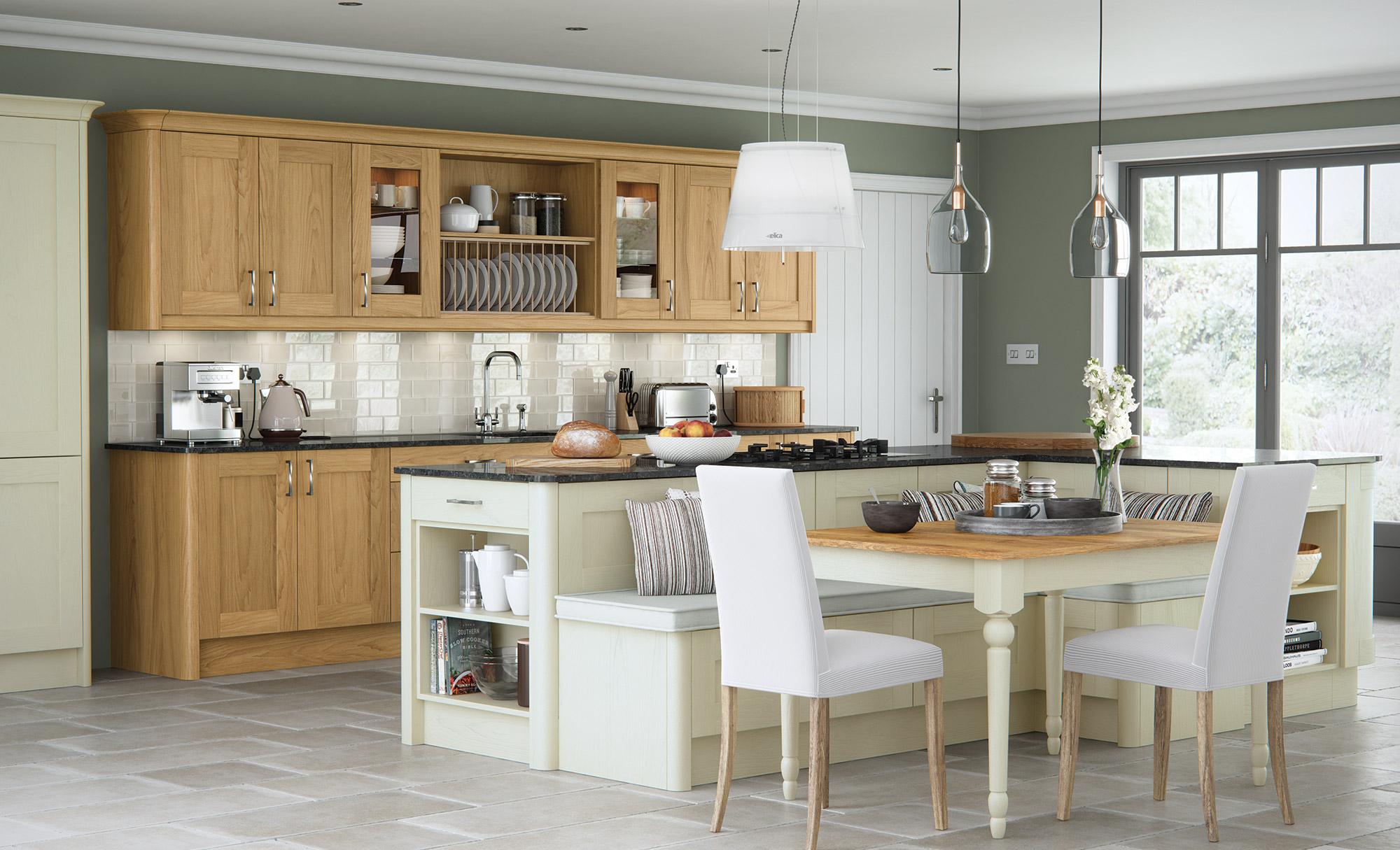 Madison Oak - Kitchen Stori