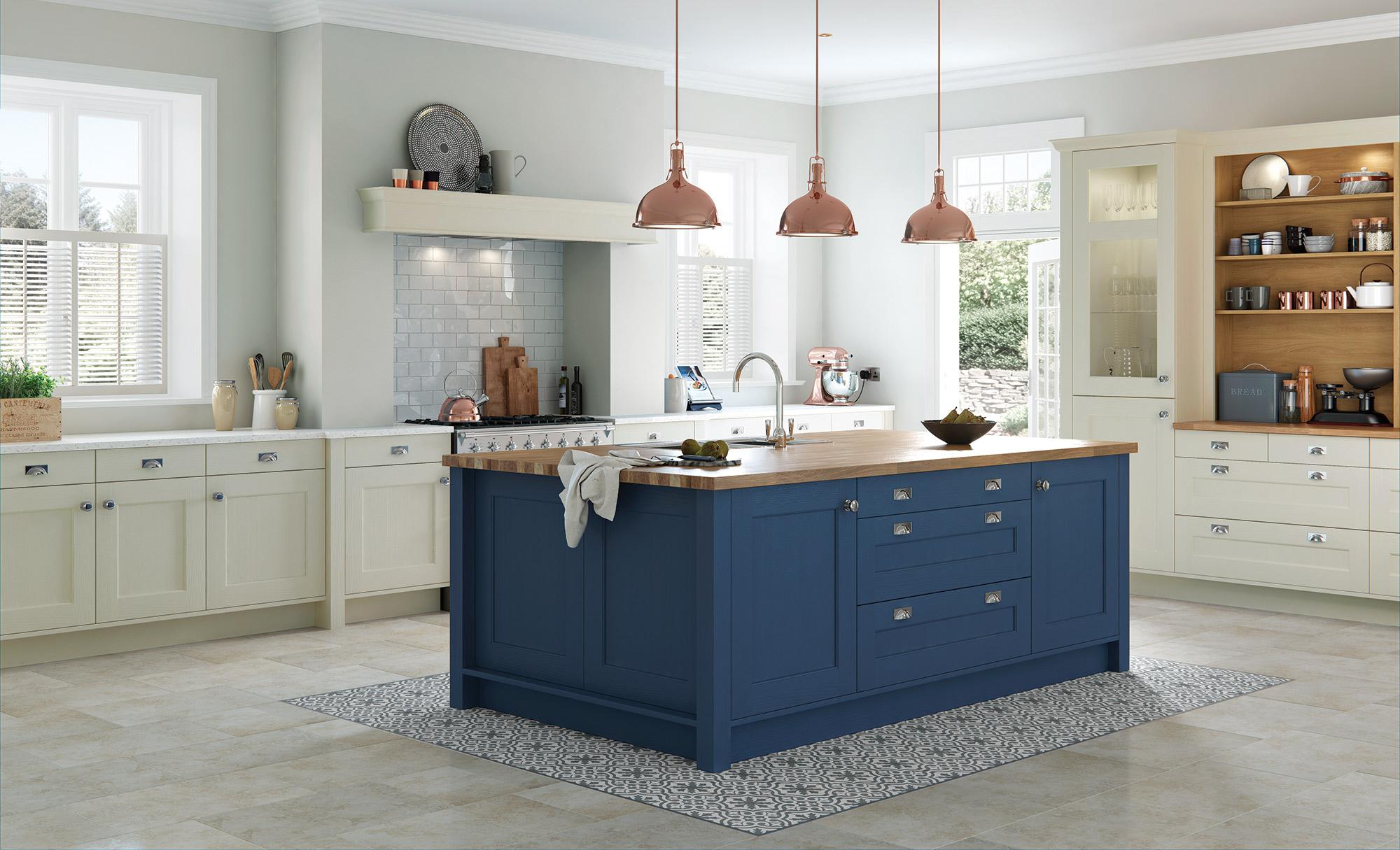 Wakefield Painted Mussel - Kitchen Stori