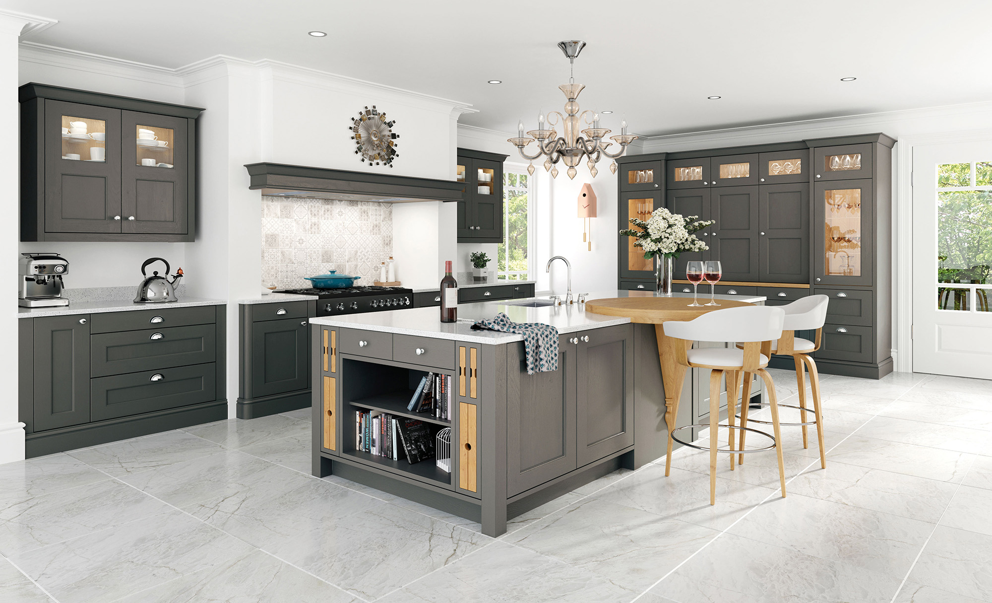 Wakefield Painted To Order Kitchen Stori