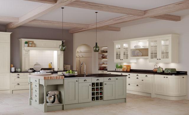 Wakefield Ivory - Kitchen Stori