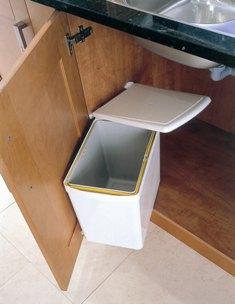 Kitchen Waste Bins Under Sink